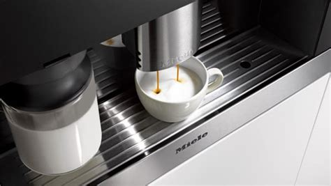From the choice of the perfect bean to the easy maintenance of the machine. Miele CVA6401 24 Inch Built-In Non-Plumbed Coffee System ...