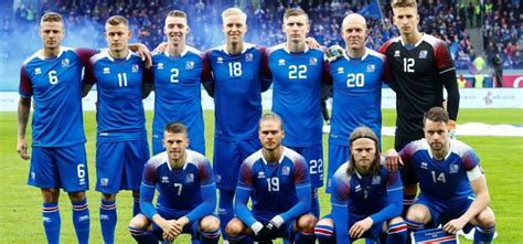 Iceland Smallest World Cup Nation Aiming Big The