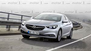 Opel Insignia 2017 : we imagine the sharper 2017 opel insignia grand sport ~ Medecine-chirurgie-esthetiques.com Avis de Voitures