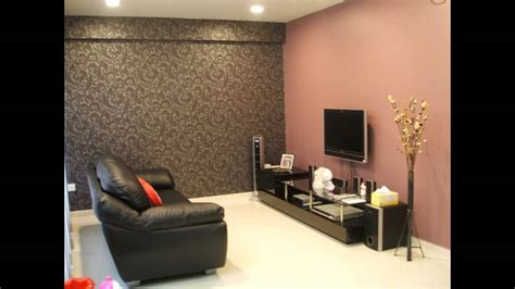 choosing wallpaper decor ideas  living room youtube