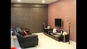 Wallpaper Ideas For Small Living Room
