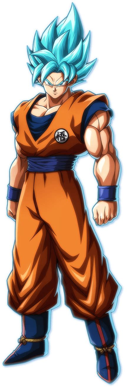 Filedbfz Ssb Goku Portraitpng Dustloop Wiki