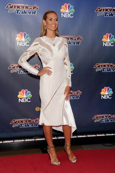 Heidi Klum Photos America Got Talent Season