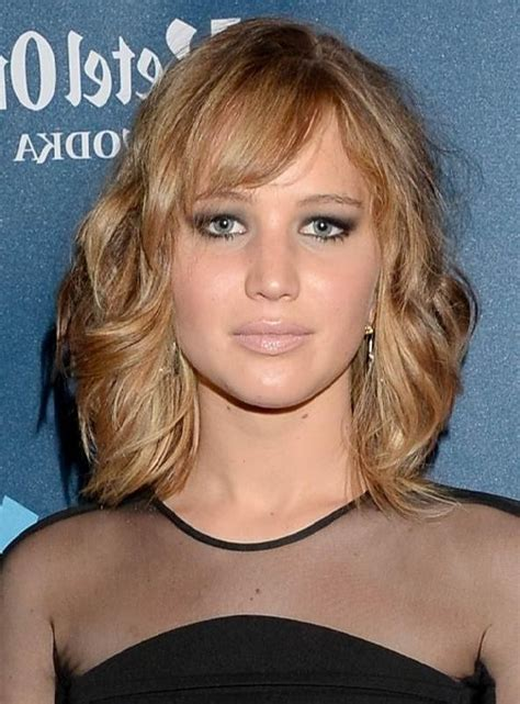 15 best collection of long hairstyles for big noses