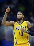 Image result for Indiana Pacers Paul George