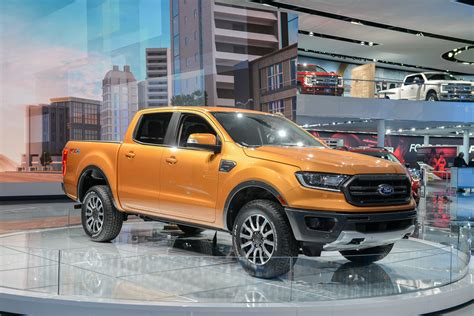 2019 Ford Ranger Pickup Truck Priced From ,395