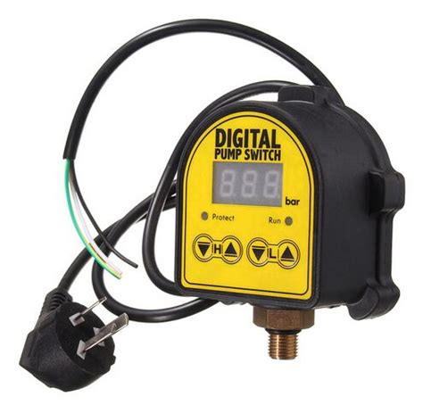 Wpc Digital Water Pump Switch Electronic