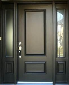 Splendorous front door trim ideas front doors interior for Interior trim and door color ideas