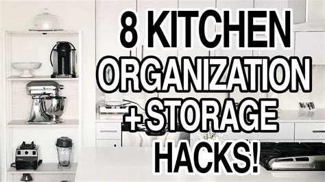 kitchen organization hacks kitchen storage hacks pantry organization ideas 2358