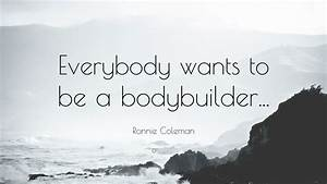 Ronnie Coleman Quotes  24 Wallpapers