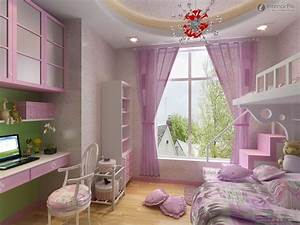 20 best modern pink girls bedroom theydesignnet With think designing girl room ideas