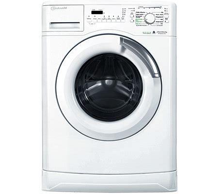 bauknecht waschmaschine kg fuellmenge  umin