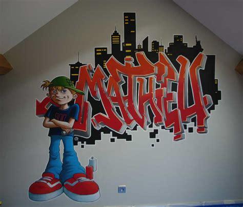 fresque murale chambre b sylvano graphiste infographiste artiste peintre fresque