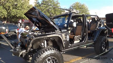 Jeep Wrangler Call Of Duty Black Ops Youtube