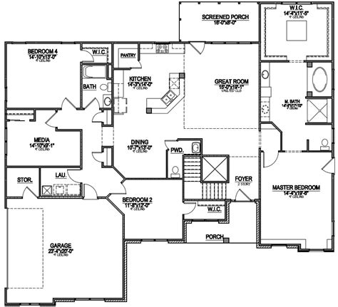 best house floor plans accessible homes stanton homes