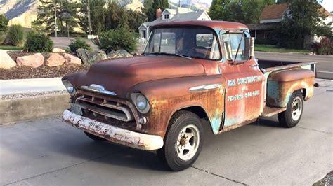 Vintage Truck spencer s vintage truck restoration