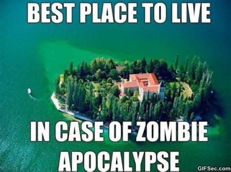 Zombie Memes - funny zombie apocalypse jokes