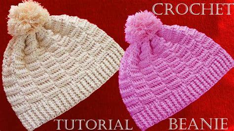 Como Hacer Gorros A Crochet