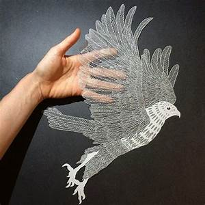 Maude, White, U0026, 39, S, Paper, Carvings, Are, Magnificent