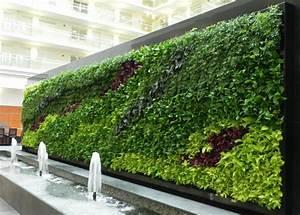 Mur Végétal Extérieur : mur v g tal int rieur et ext rieur en 21 photos magnifiques ~ Louise-bijoux.com Idées de Décoration
