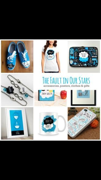 the fault in our stars shop for the fault in our stars