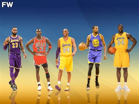Jamie Foxx Selects His All-Time NBA Starting Five ...