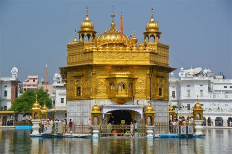 Golden Temple Amritsar A Travel Guide To Indias Sacred