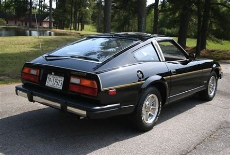1980 Datsun 280zx For Sale by 1980 Datsun 280zx For Sale Rear Japanese Classics