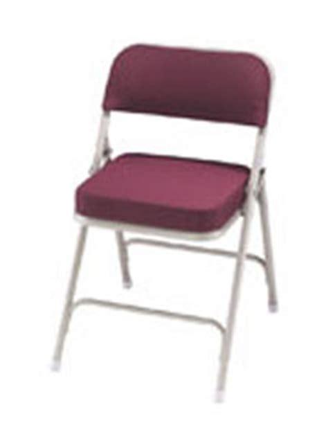 fabric uphostered folding chair model 3200 churchplaza