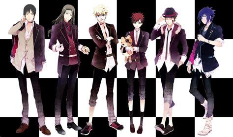 add anime diabolik lovers 2 diabolik lovers naruto shippuuden boys by 100csilla on