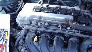 How To Change Fuel Injectors In Toyota Corolla Vvt-i Engine Years 2000-2015