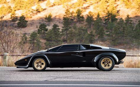 1978 Lamborghini Countach LP400 S Wallpapers   SuperCars.net