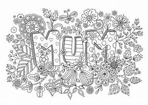 Free Mother's Day Colouring Download - Hobbycraft Blog