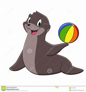 Sea lions clipart - Clipground