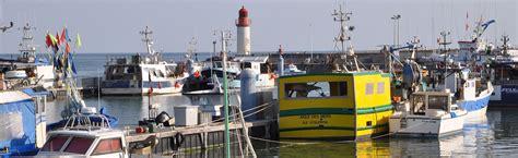 chambre d hote ile d oleron la cotiniere port de pêche de la cotinière et le st d