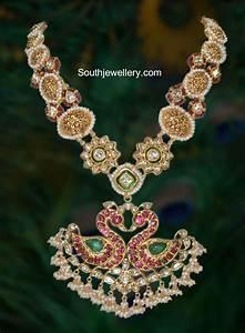 Kundan Haram latest jewelry designs - Jewellery Designs