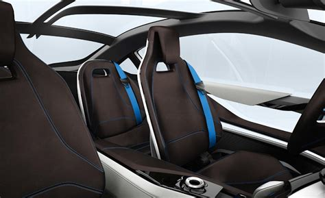 BMW i8 interior gallery. MoiBibiki #4