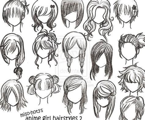 anime hairstyles  pinterest anime hair anime eyes
