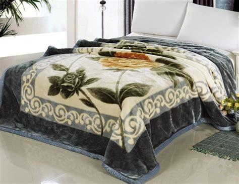 amazing good quality raschel blankettypes  types