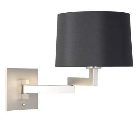 astro momo swing arm wall light matt nickel finish 0751 from easy lighting