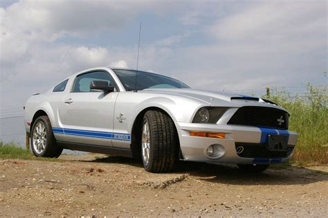 2008 Ford Shelby Mustang Gt500 Kr