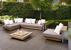 Lounge Sofa Outdoor : best modern outdoor lounge furniture bistrodre porch and landscape ideas ~ Markanthonyermac.com Haus und Dekorationen