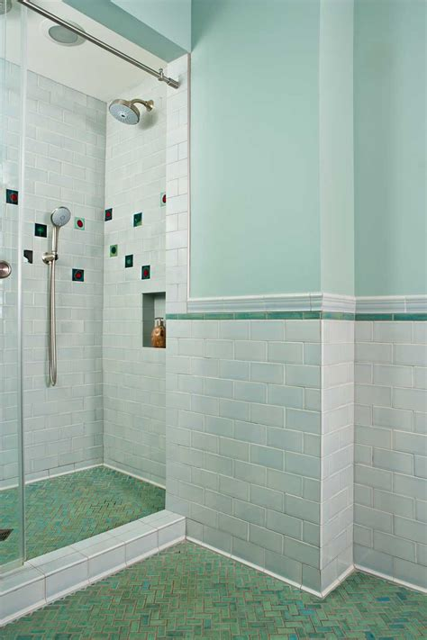 Bathroom Tile by Skyline Mid Century Bathroom Clay Squared To Infinity