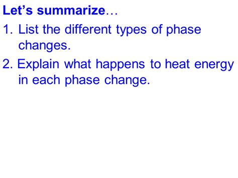 topic chemistry aim explain the different types of phase