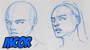 Como Dibujar La Cabeza Humana  4