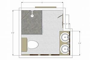 Small bathroom floor plans bathroom remodel design for How to plan a bathroom remodel