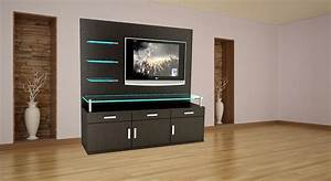 get modern complete home interior with 20 years durability With images for tv wall units