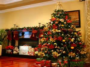home and garden christmas tree decorating ideas 2014