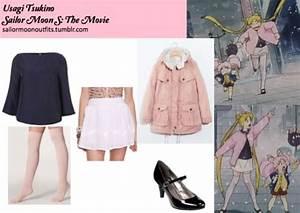 Usagi Tsukino Sailor Moon Inspired Outfits - Bing images