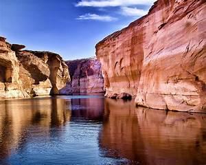 Lake Powell Antelope Canyon Photograph by Jon Berghoff